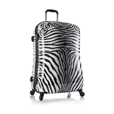 "Zebra Equus 30"" Fashion Spinner®"