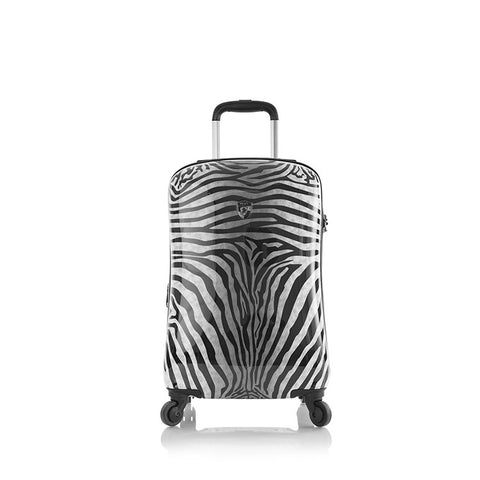 "Zebra Equus 21"" Fashion Spinner® Carry-on"