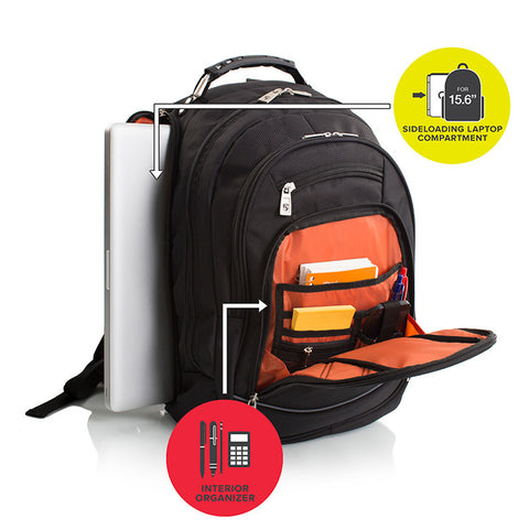 Axis Backpack - (Exclusive to Staples)