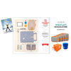 Pack ID 5 pc Packing Cube Set