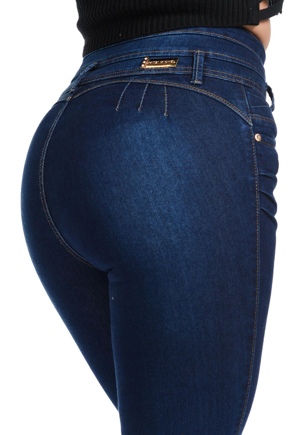 M.Michel Jeans, Push-Up - A10271