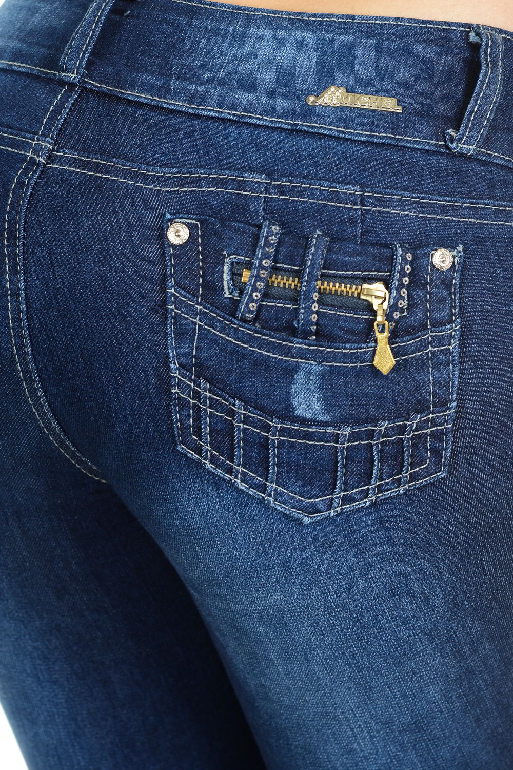 M.Michel Jeans Colombian, Push Up - G442