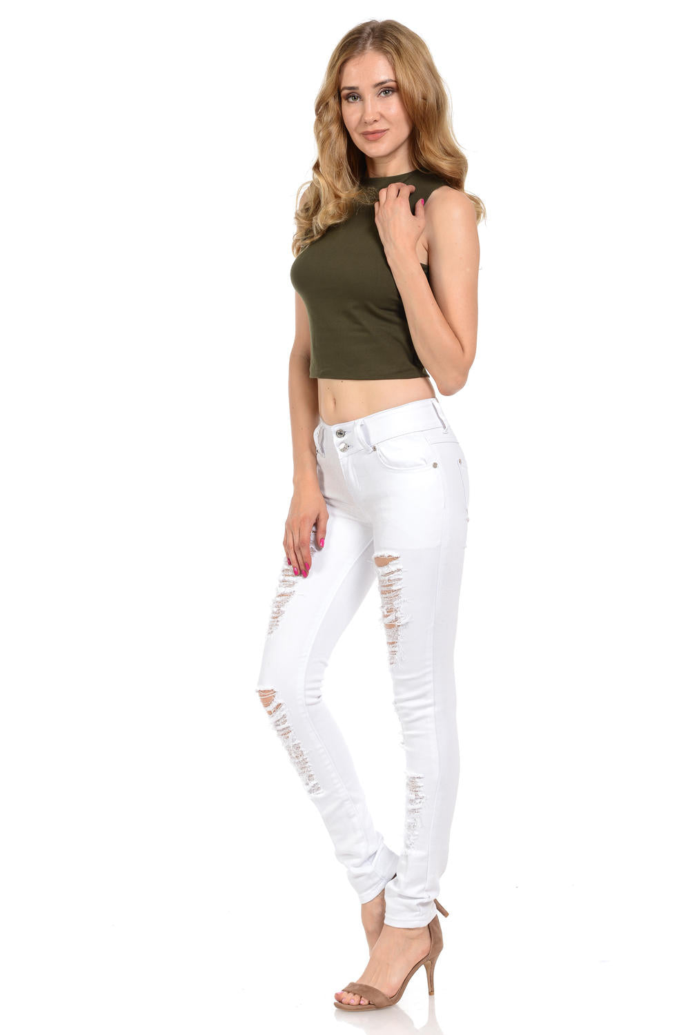 M.Michel Jeans, Push-Up - X27-R