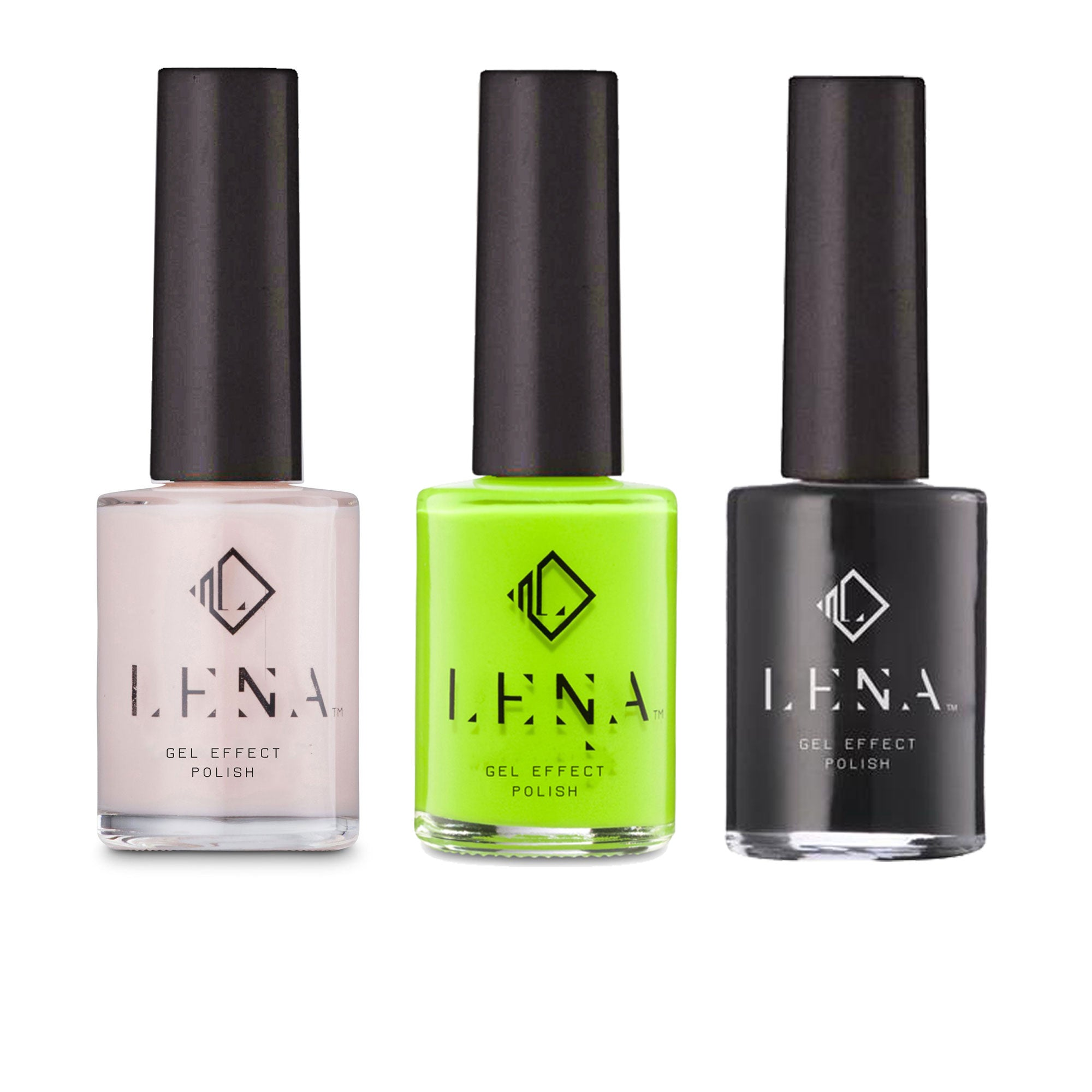 NEON Tip French Manicure Set