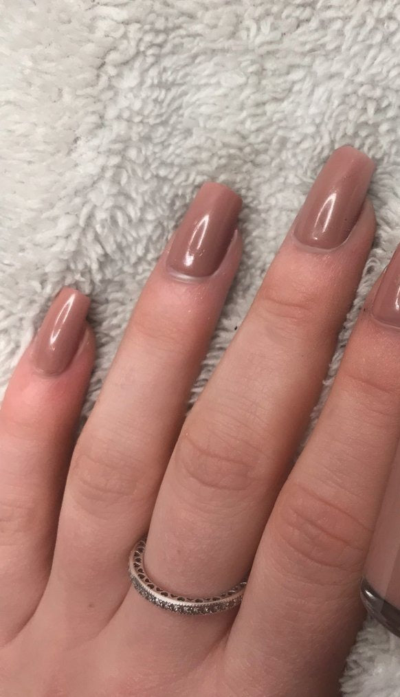The Ex Factor - Nude Nail Polish - Gel Effect - LG140