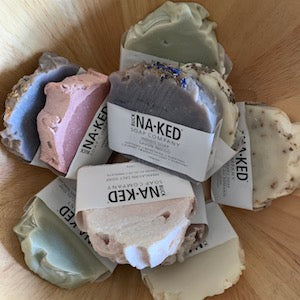 30% off all-natural, vegan handcrafted soaps