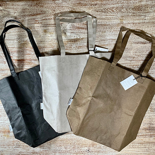Reusable Washable Paper Market Bag
