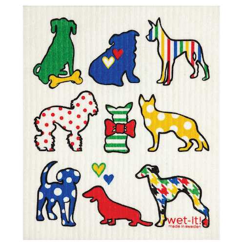swedish cloth dog lover