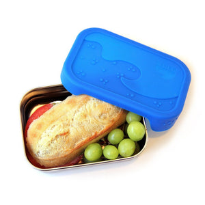 Stainless Steel Splash Box Lunch Container