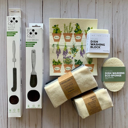 Cleaning Deluxe EcoKit