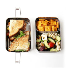 Load image into Gallery viewer, stainless steel lunchbox
