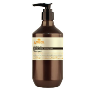 Angel Orange Flower Shining Color Shampoo