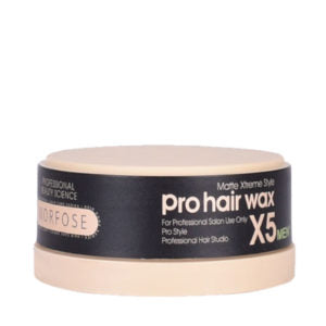 MORFOSE Pro Hair Wax 150ml - Pro Style For Salon Professionals