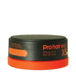 MORFOSE X5 Pro Hair Wax 150ml - For Strong Hold