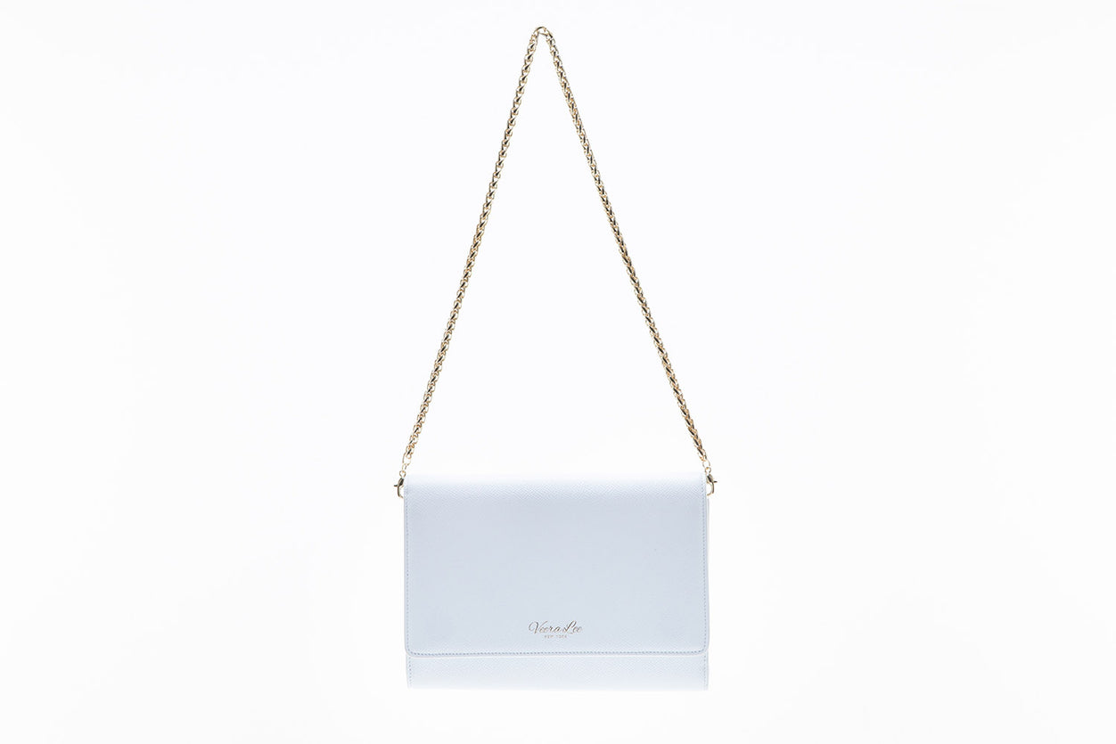 Main Bag White with Gold