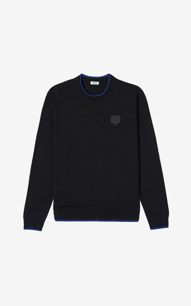 Pull Maille Tiger Crest (Autres couleurs)