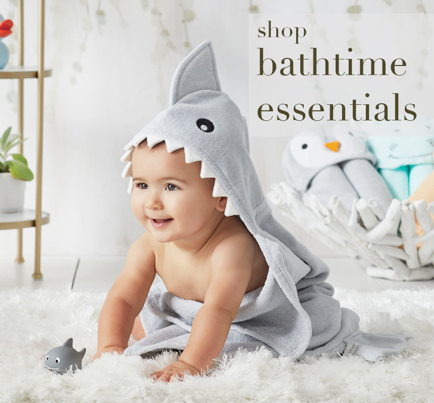 Shop Baby Bath Time Essentials