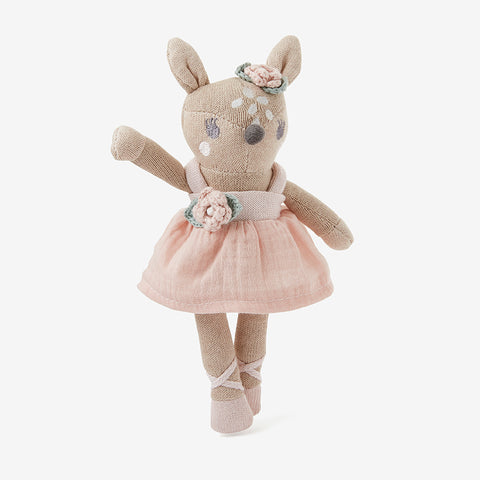 8'' Mini Fifi Fawn Baby Knit Toy