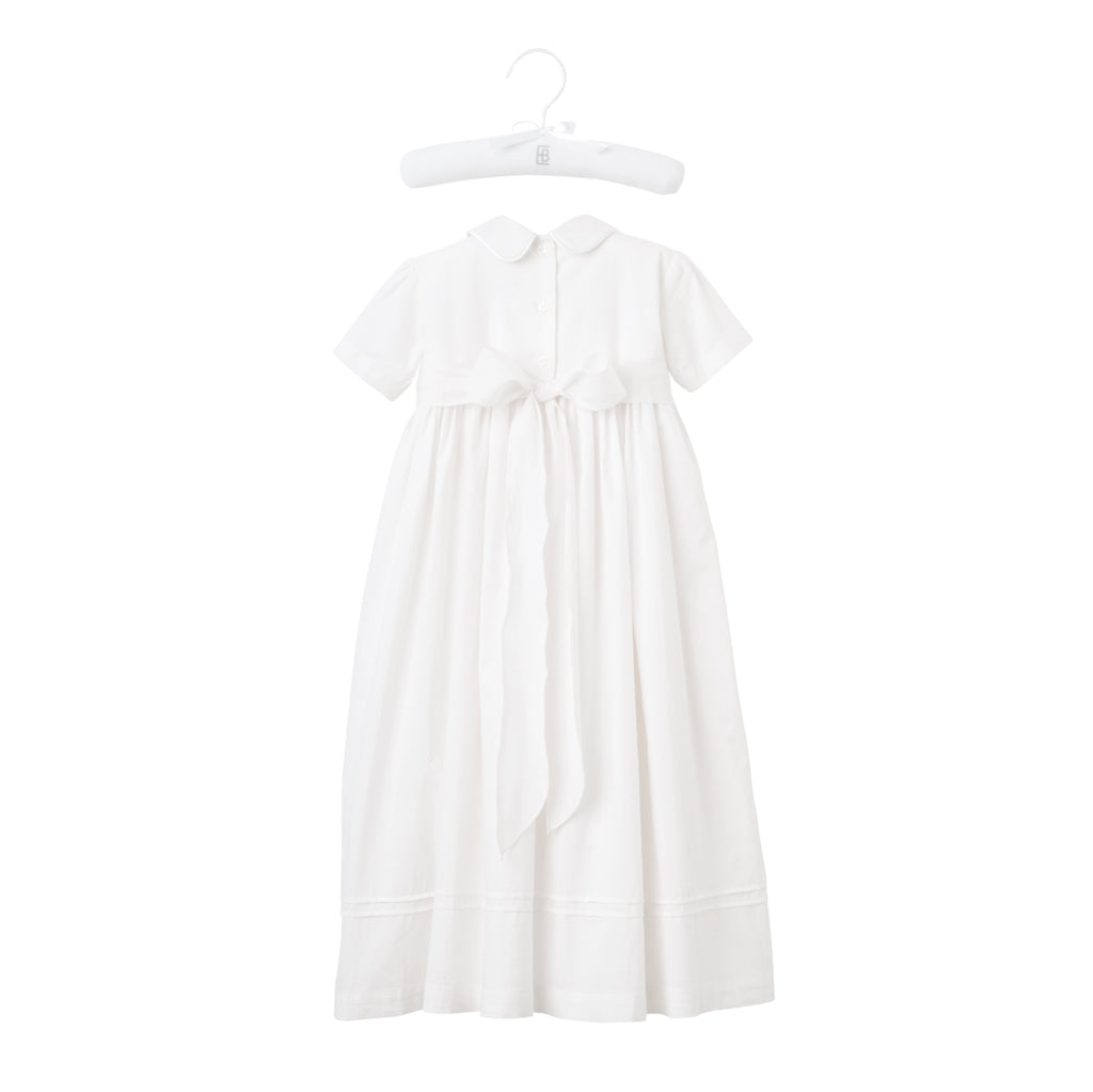Boys' Christening Gown & Bonnet