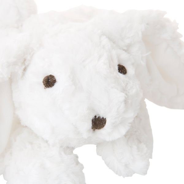 White Bunny Plush Toy 10