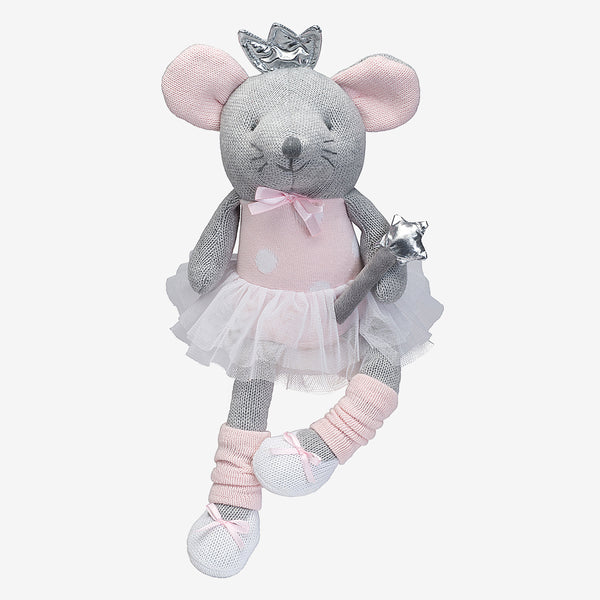 "15"" Princess Mousie Knittie Bittie"