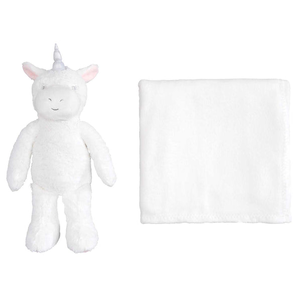 Unicorn Bedtime Huggie Plush Toy