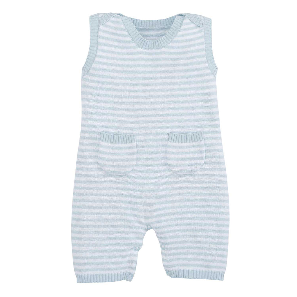 Shortall Blue 3-6mos