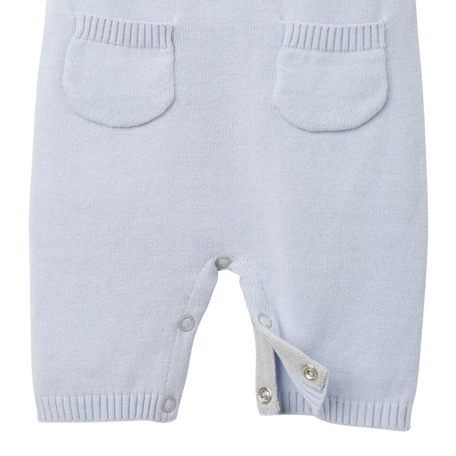 Blue Lambie Shortall