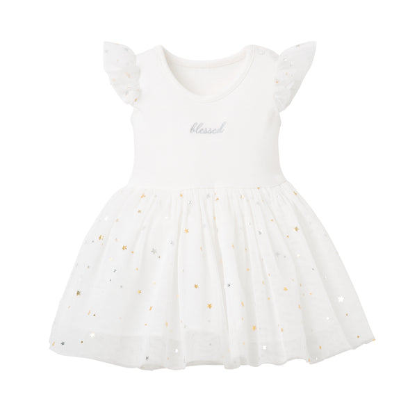 Boxed Christening Dress