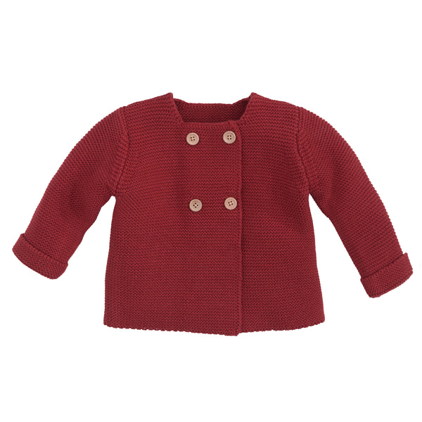 Sofia & Finn Red Cardigan