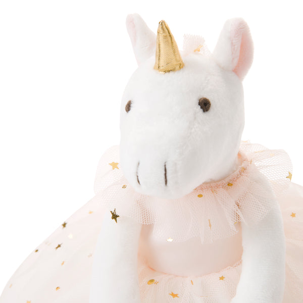 Ava Tutu Unicorn Plush Toy 15