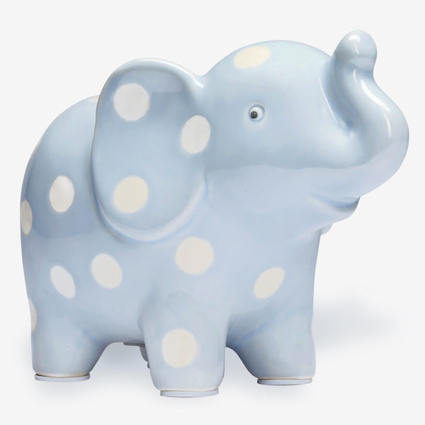 Ceramic Elephant Bank