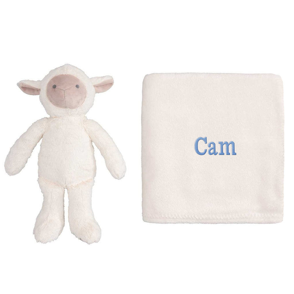 Lamb Bedtime Huggie Plush Toy
