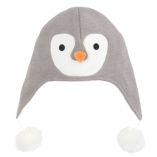 Penguin Aviator Hat