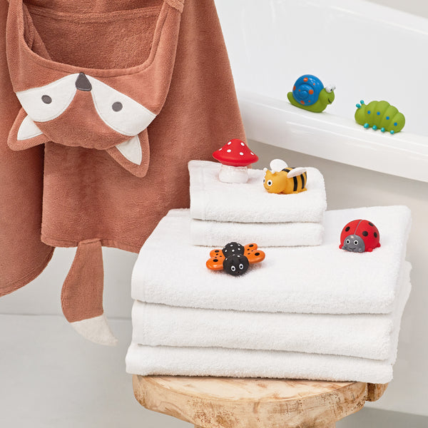 Fox Baby Bath Set