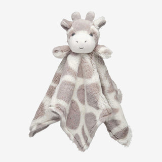 Giraffe Baby Security Blanket
