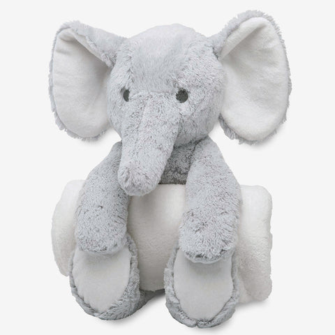 Elephant Bedtime Huggie Plush Toy