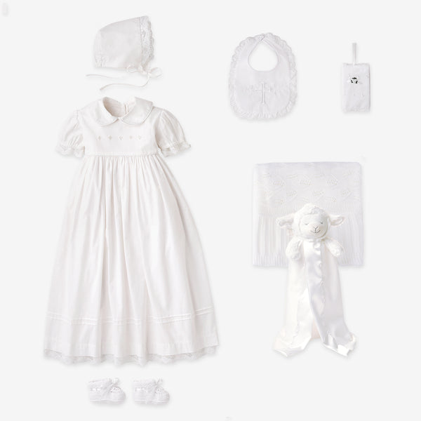 Girls' Christening Gift Set