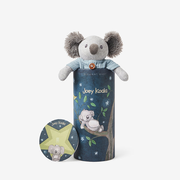 "10"" Joey Koala Baby Knit Toy"