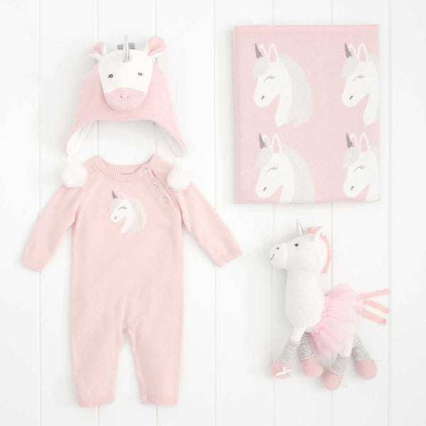Luna Unicorn Baby Gift Set