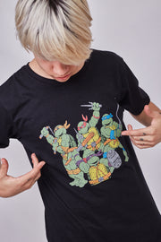 Remera Ninja Turtles