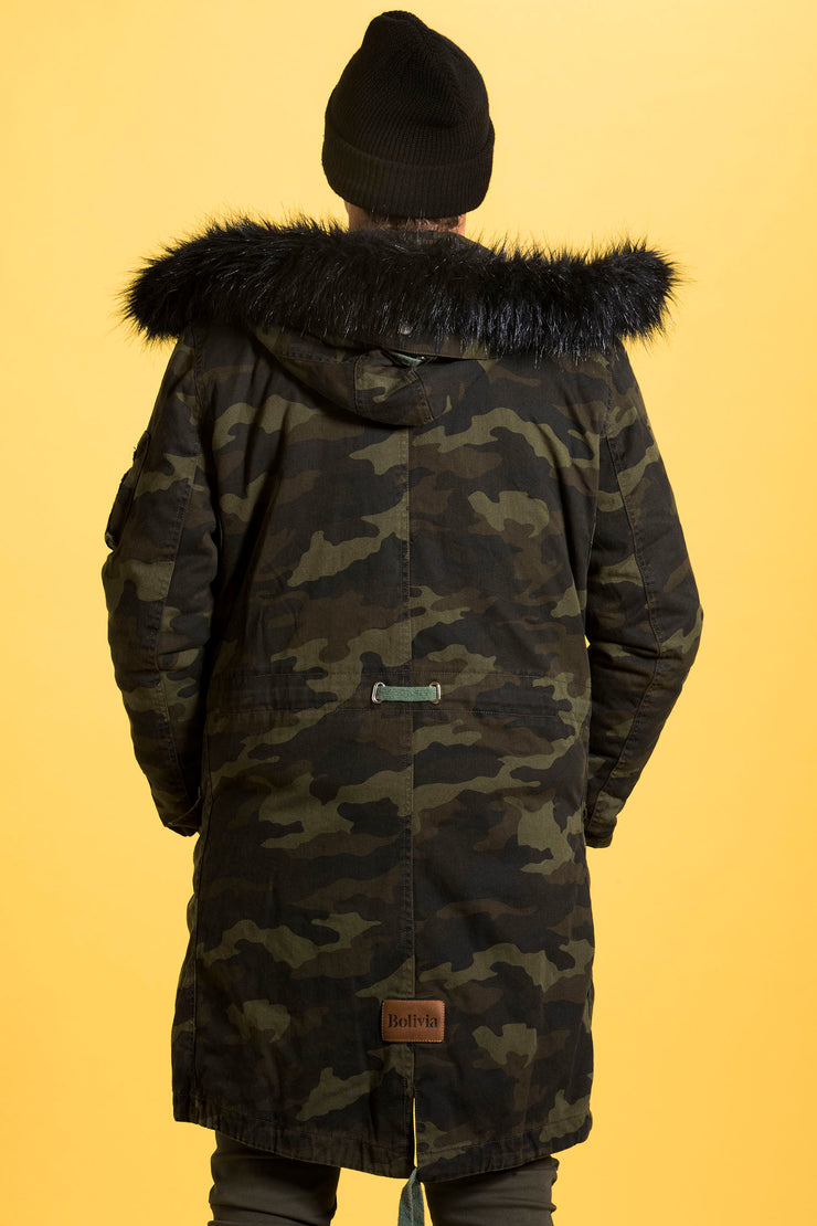 Parka Defensa 2 en 1