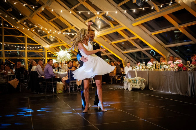 Lindsay's First Dance