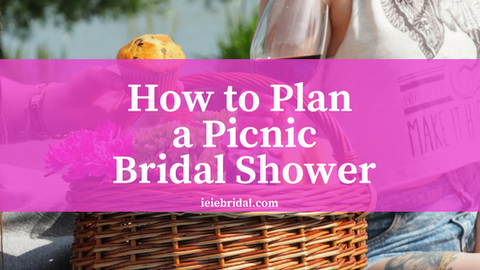 How to Plan a Picnic Bridal Shower