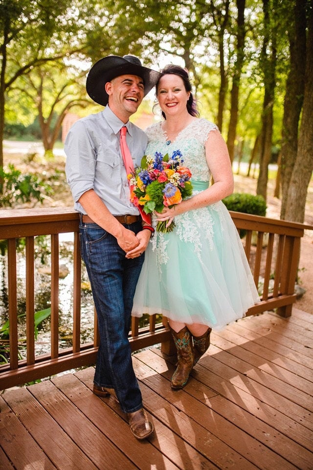 Kenna's Whimsical Forest Wedding