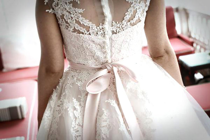 Everything You Need to Know About Ordering a Custom Wedding Dress Online