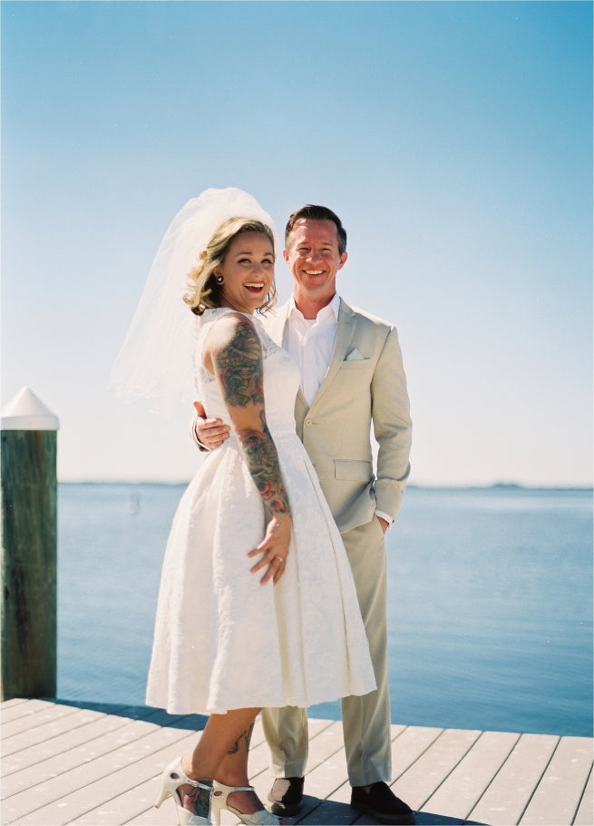Brittany's Destination Wedding in Florida | Caroline