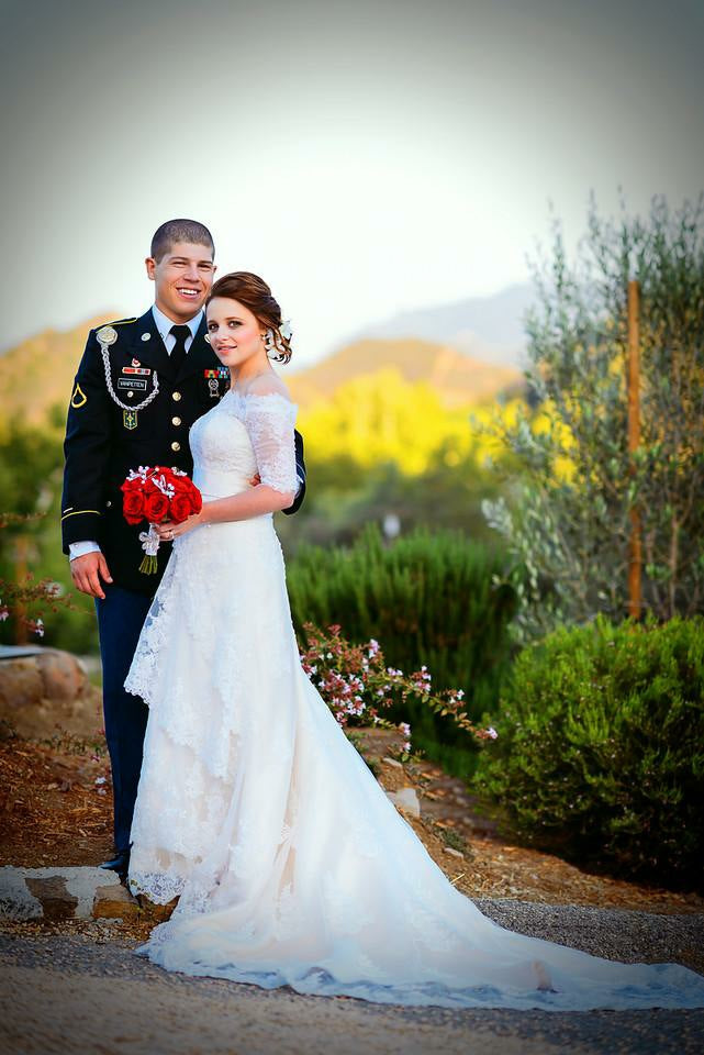 Lauren's Fairy Tale Wedding