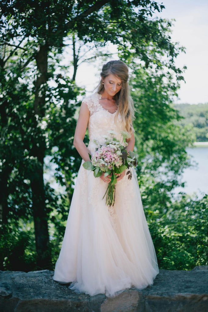 Korynne's Enchanted Wedding | Korynne