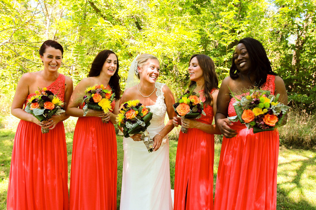 7 Summer Bridesmaid Dress Trends